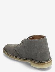 Clarks Originals - Desert Boot. - snörskor - sage suede - 2