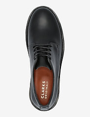 Clarks Originals - Maru London - snörskor - black polished - 3