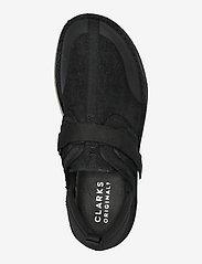 Clarks Originals - Trek Taiyo - låga sneakers - black combi - 3