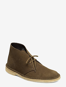Desert Boot - desert boots - dark olive sde