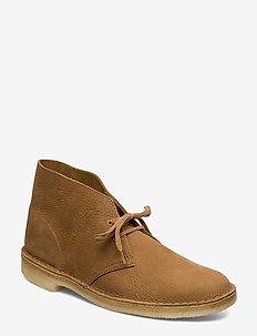 Desert Boot - desert boots - oak nubuck
