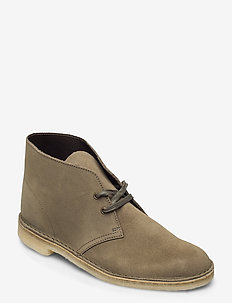 Desert Boot - desert boots - light olive sde