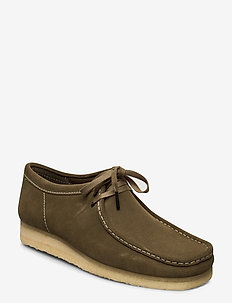 Wallabee - desert boots - khaki
