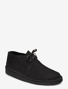 Desert Trek - desert boots - black sde