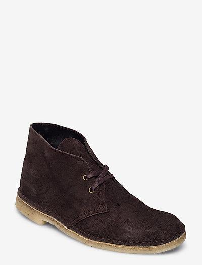 Desert Boot - Ökenkängor - chocolate sde