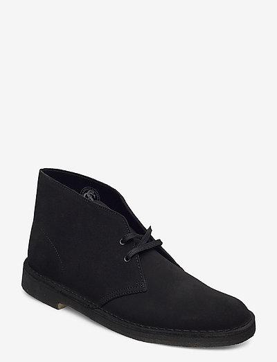 Desert Boot - Ökenkängor - black sde