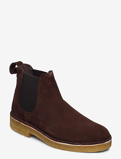 DesertChelsea2 - chelsea boots - chocolate sde