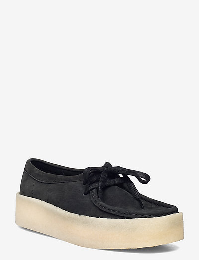 Wallabee Cup - loafers - black