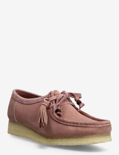Wallabee - loafers - dusty pink