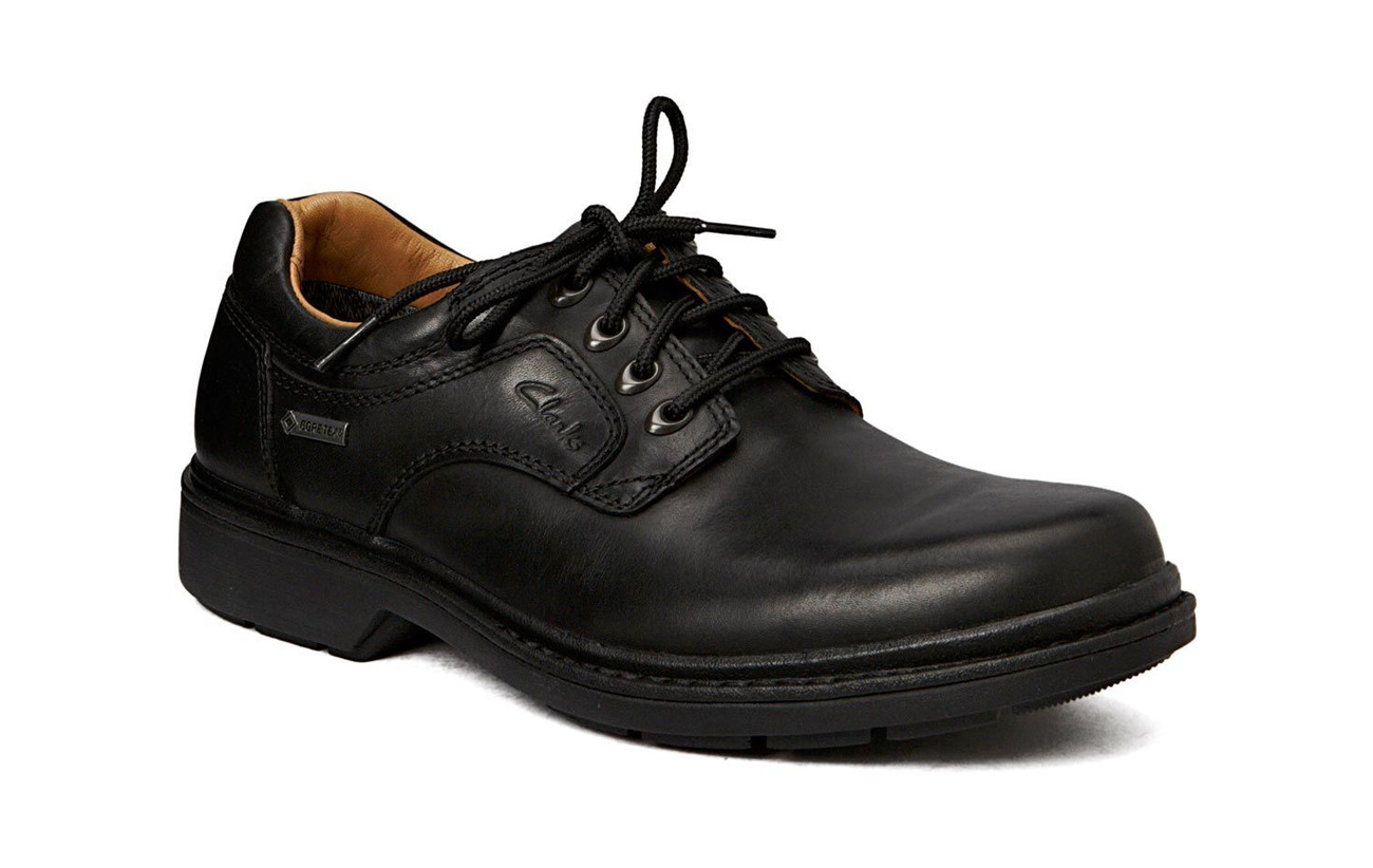 Clarks Rockie Lo GTX - BLACK WATERPROOF