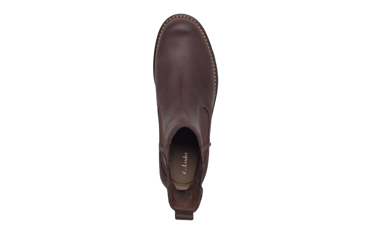 Leather Other Tr Semelle Intercalaire Cuir Supérieure Clarks Extérieure Orinoco Intérieure Club 100 Doublure Burgundy Empeigne wngtUq