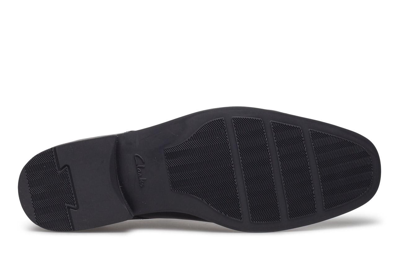 Tissu Leather Black Tpr Clarks Doublure Supérieure 100 Extérieure Synthetic Tilden Cap Empeigne Cuir Semelle Intérieure 6aqwHqRp