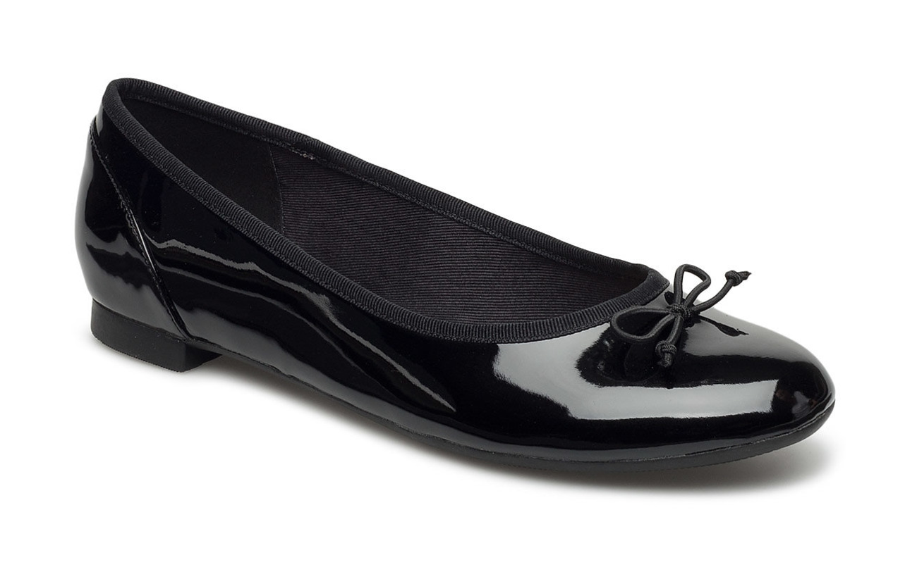 Clarks Couture Bloom - BLACK PAT