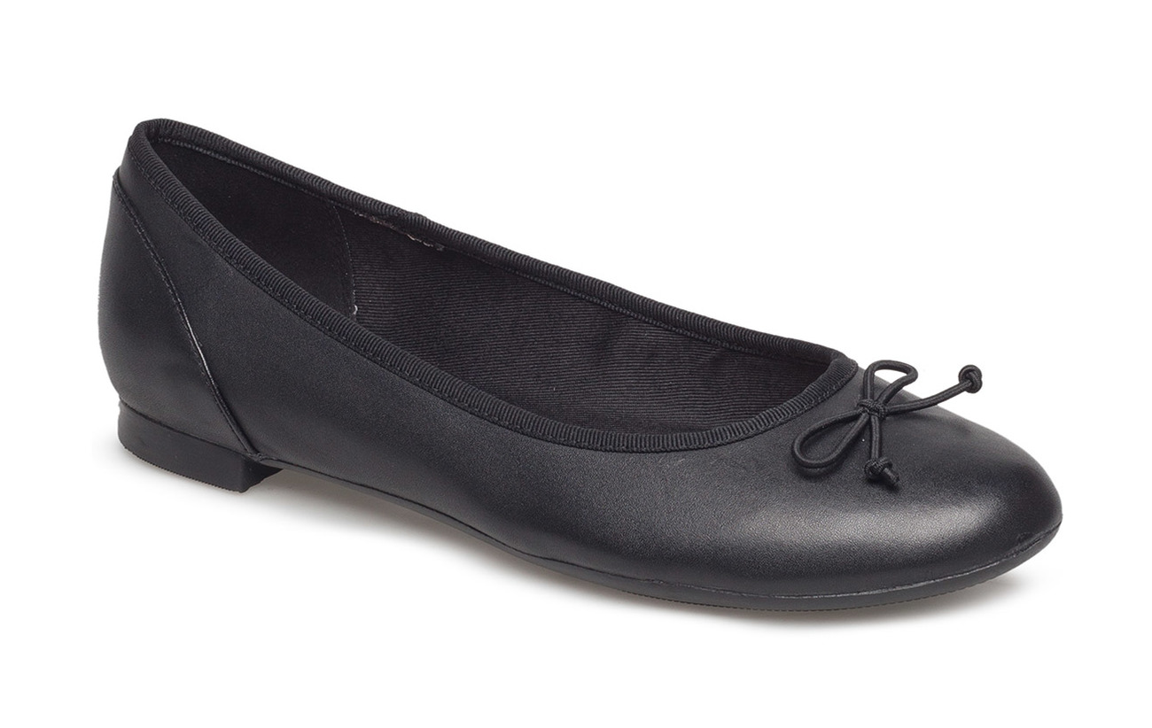 Clarks Couture Bloom - BLACK LEATHER
