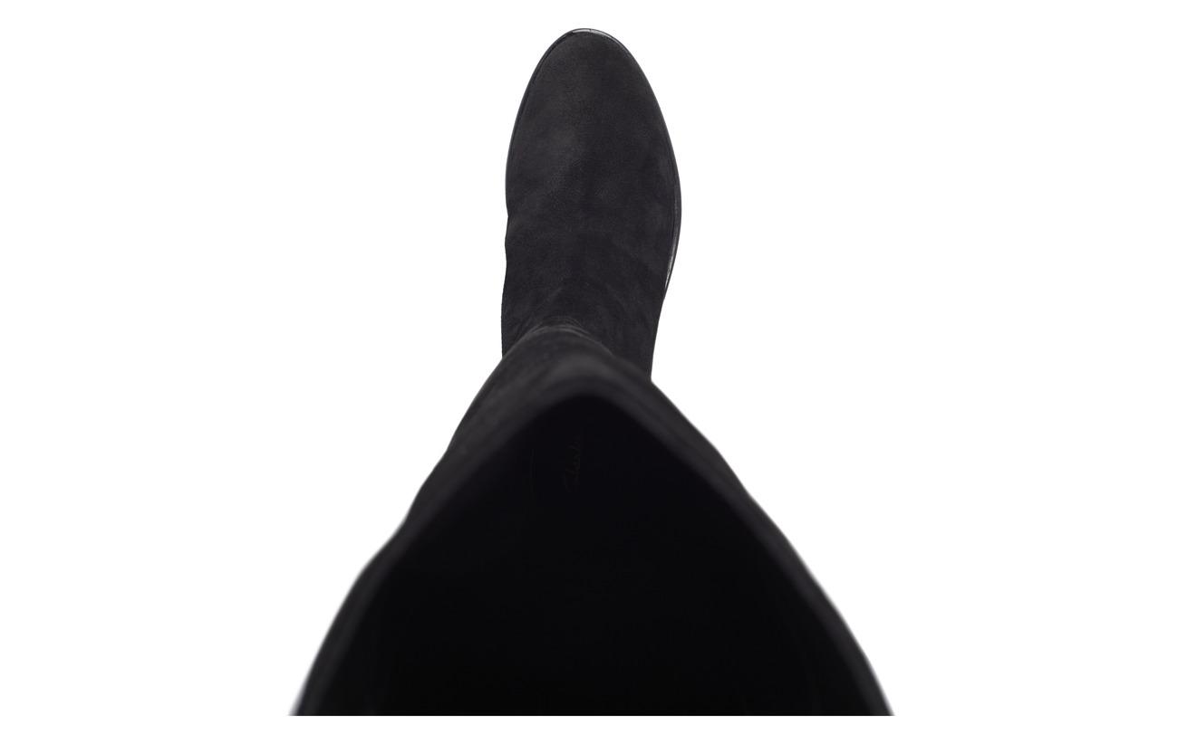 Semelle Daim Empeigne Sde Caddy Belle Tr Black 100 Clarks Doublure Supérieure Extérieure wfgazxFnf