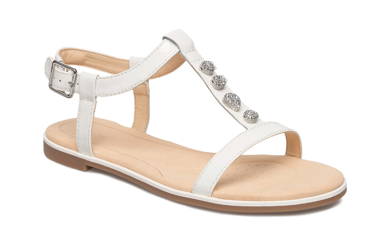 b46a184aa680 Bay Blossom (White Patent) (41.97 €) - Clarks -