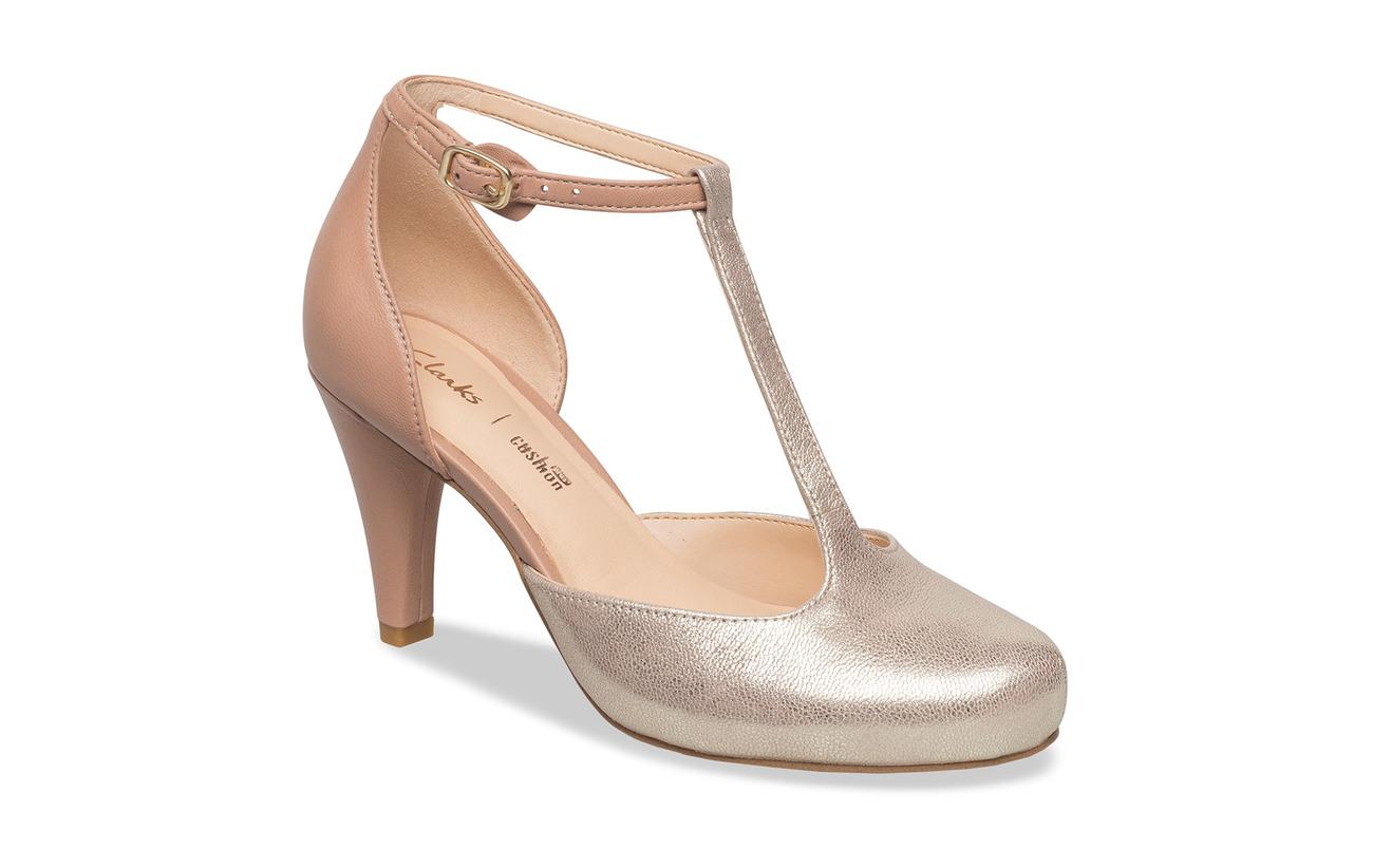 ClarksDALIA TULIP - High heels - nude uA0KaO