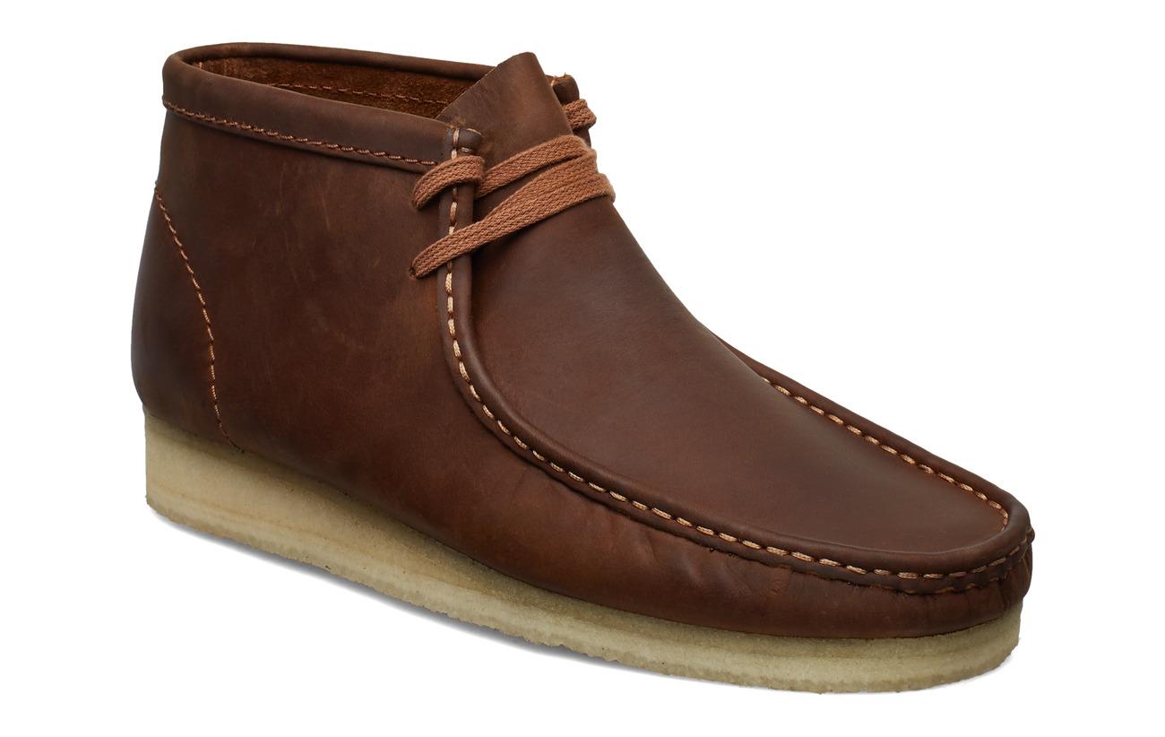 Clarks Wallabee Boot - BEESWAX