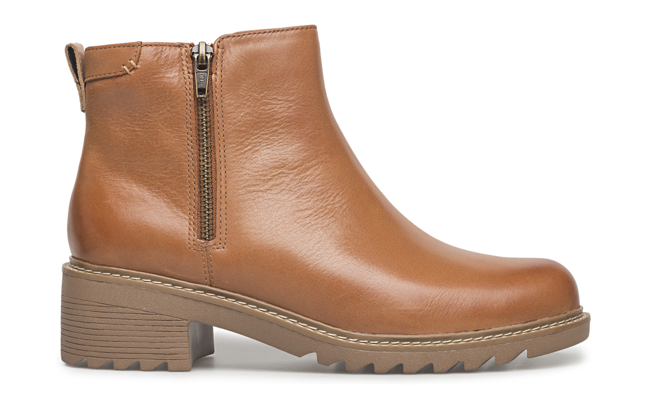 Semelle Cuir Textile Frankie Doublure Empeigne Clarks Leather 100 Tan Extérieure Supérieure Roam Intérieure Mixed xaSfwAfFq