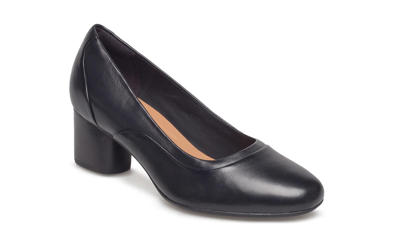 Semelle Un Black Empeigne Leather Doublure Extérieure 100 Caoutchouc Cosmo Cuir Intérieure Clarks Step Supérieure HwqdxvAA