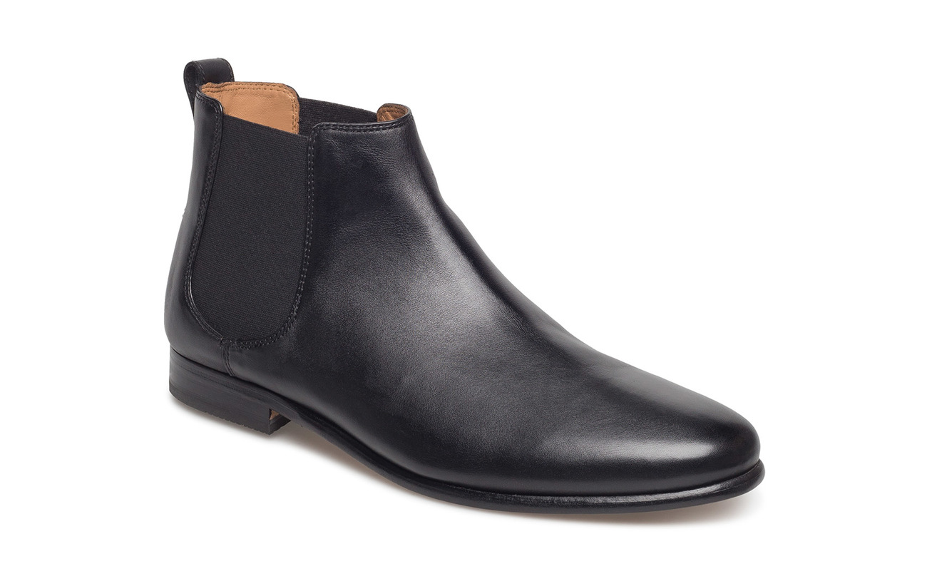 Intérieure Chelsea Peau Clarks Leather Doublure Black Form Semelle Mouton Extérieure 100 Empeigne Supérieure De Cuir 4xPqRAxS