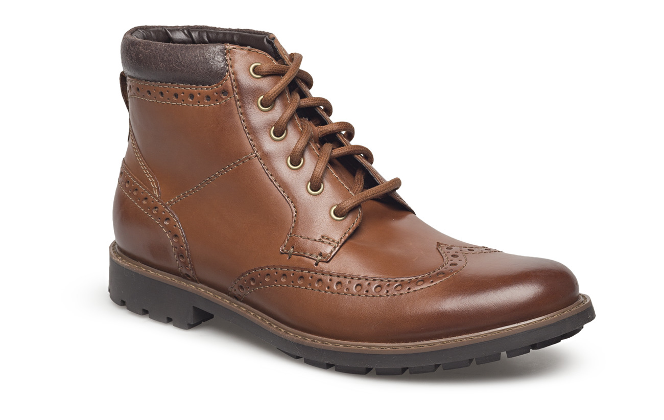 Curington Rise (Tan Leather) (110 €) - Clarks - Schoenen  c25bb2a4f2