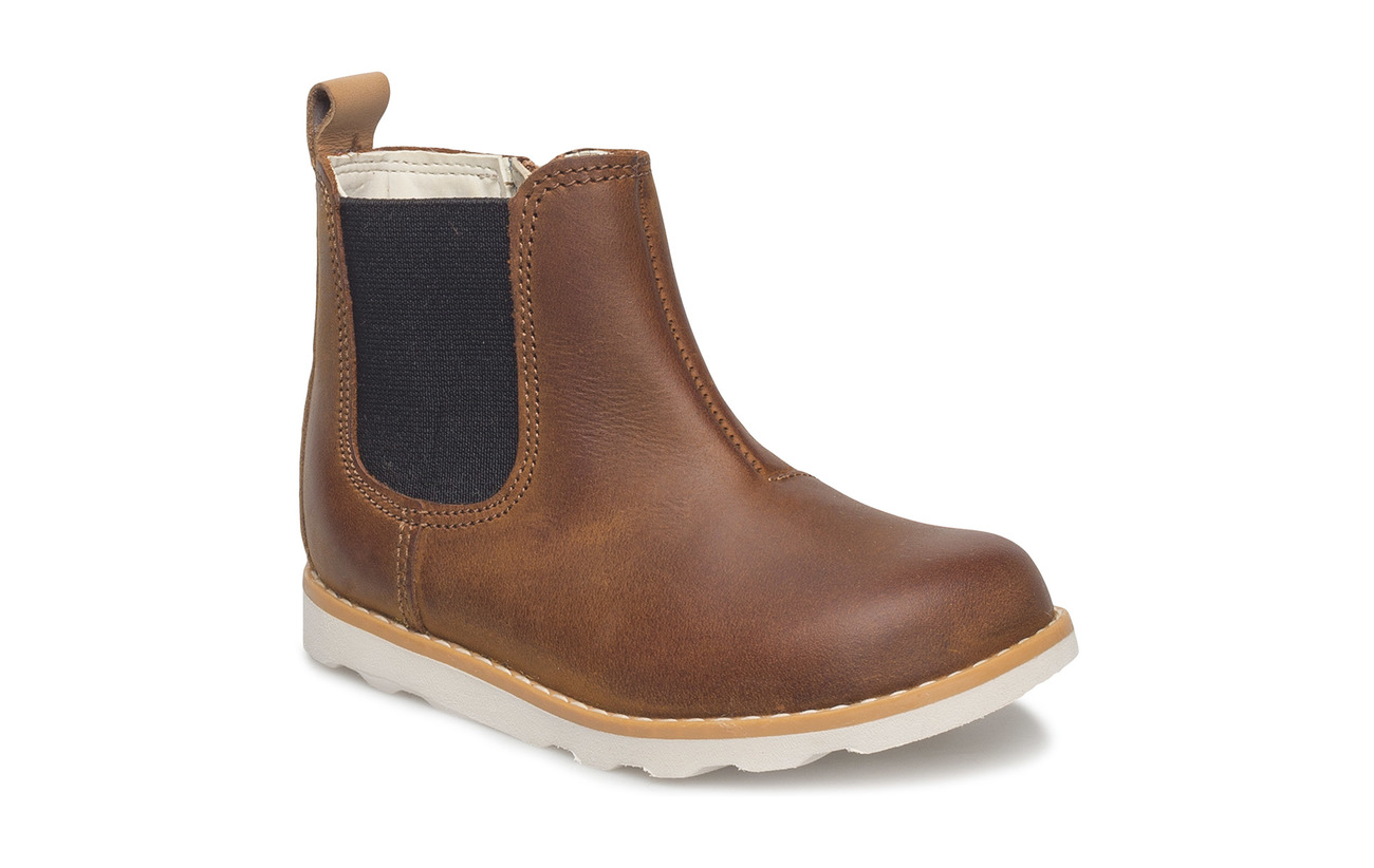 faa9a9cf15 Crown Halo (Tan Leather) (41.22 €) - Clarks - | Boozt.com