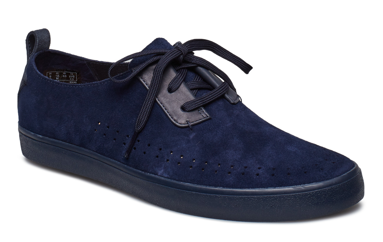 Clarks Kessell Fly - NAVY SUEDE