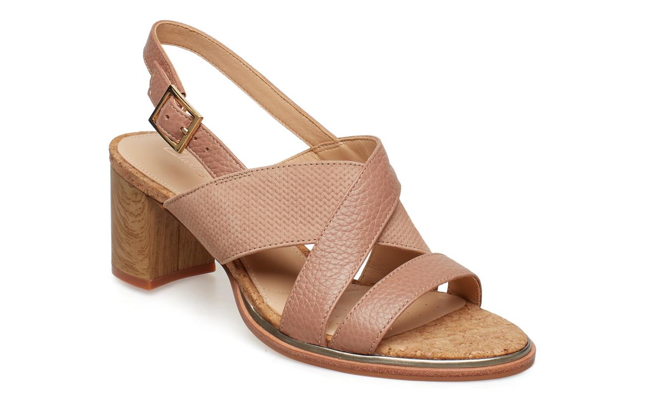819de5c22f1 Ellis Tilda (Nude Leather) (130 €) - Clarks -