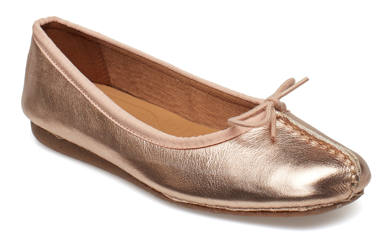 Clarks Freckle Ice - ROSE GOLD