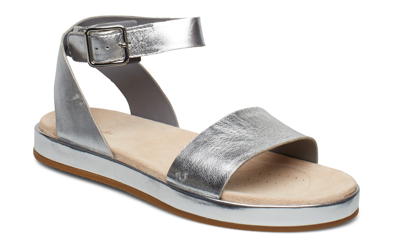 becfbe0259a Botanic Ivy (Silver Leather) (99.95 €) - Clarks -