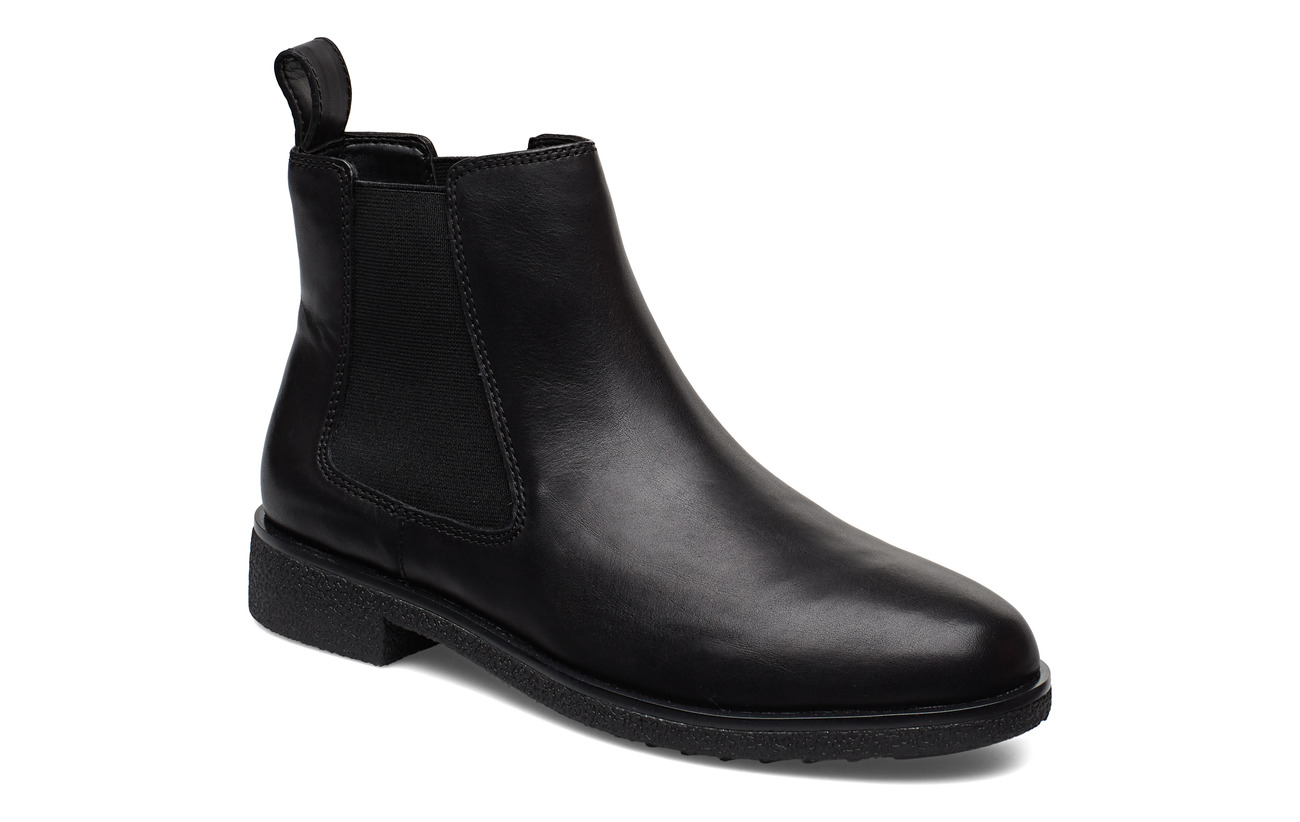 Clarks Griffin Plaza - BLACK LEATHER