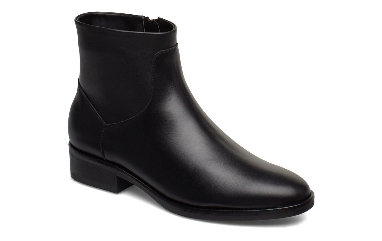 Clarks Pure Rosa - BLACK LEATHER