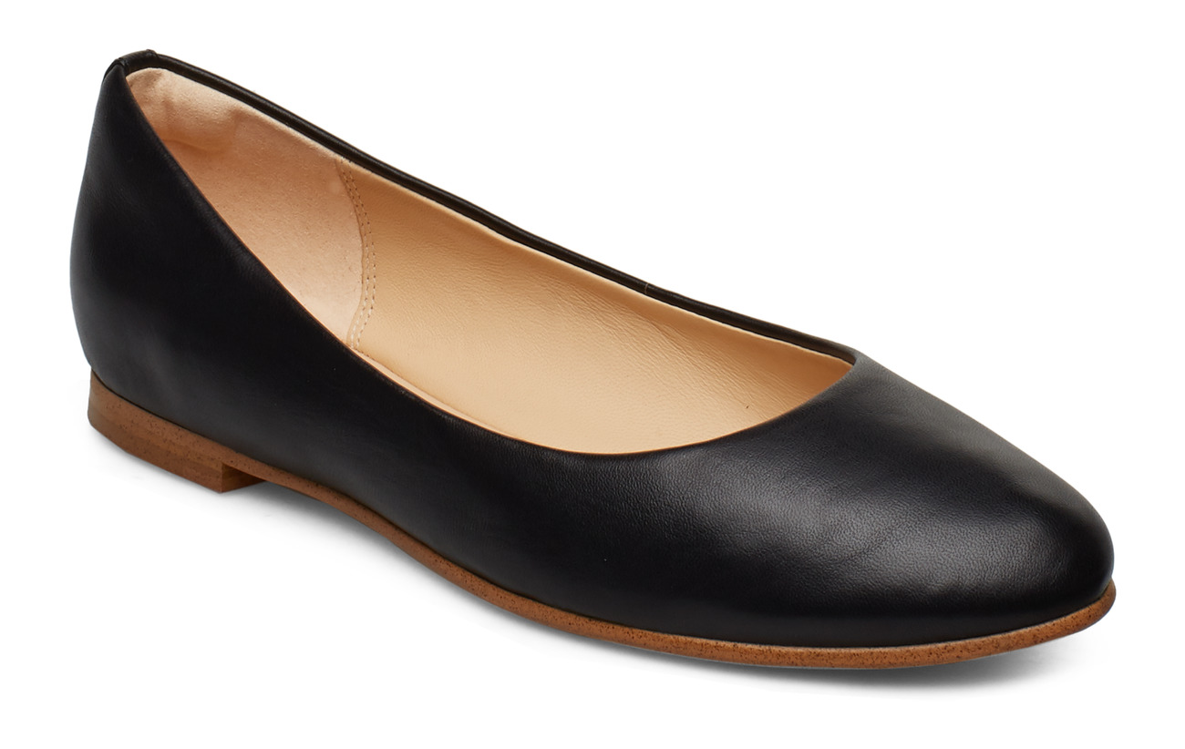 Clarks Grace Piper - BLACK LEATHER