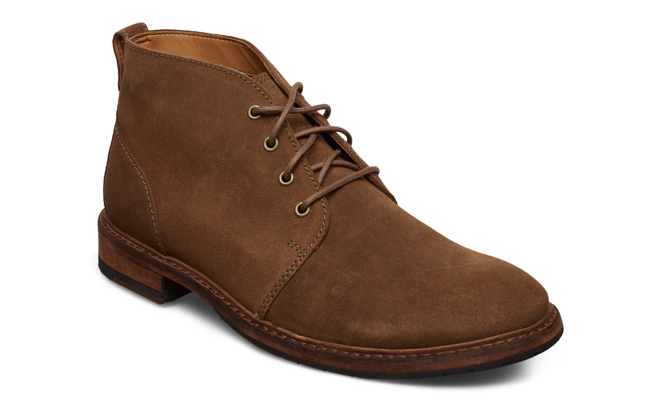 Clarks Clarkdale Base - TAUPE SUEDE