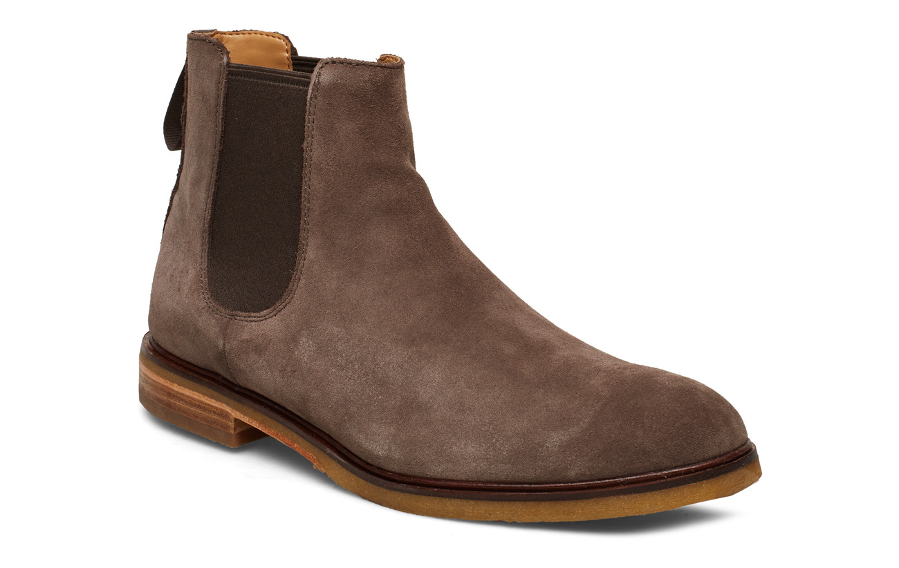 Clarks Clarkdale Gobi - TAUPE SUEDE