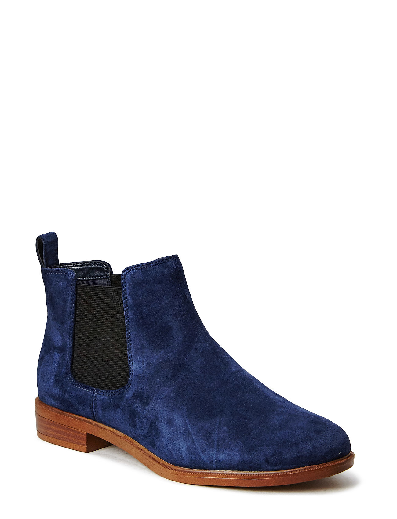 Clarks Taylor Shine - NAVY SUEDE