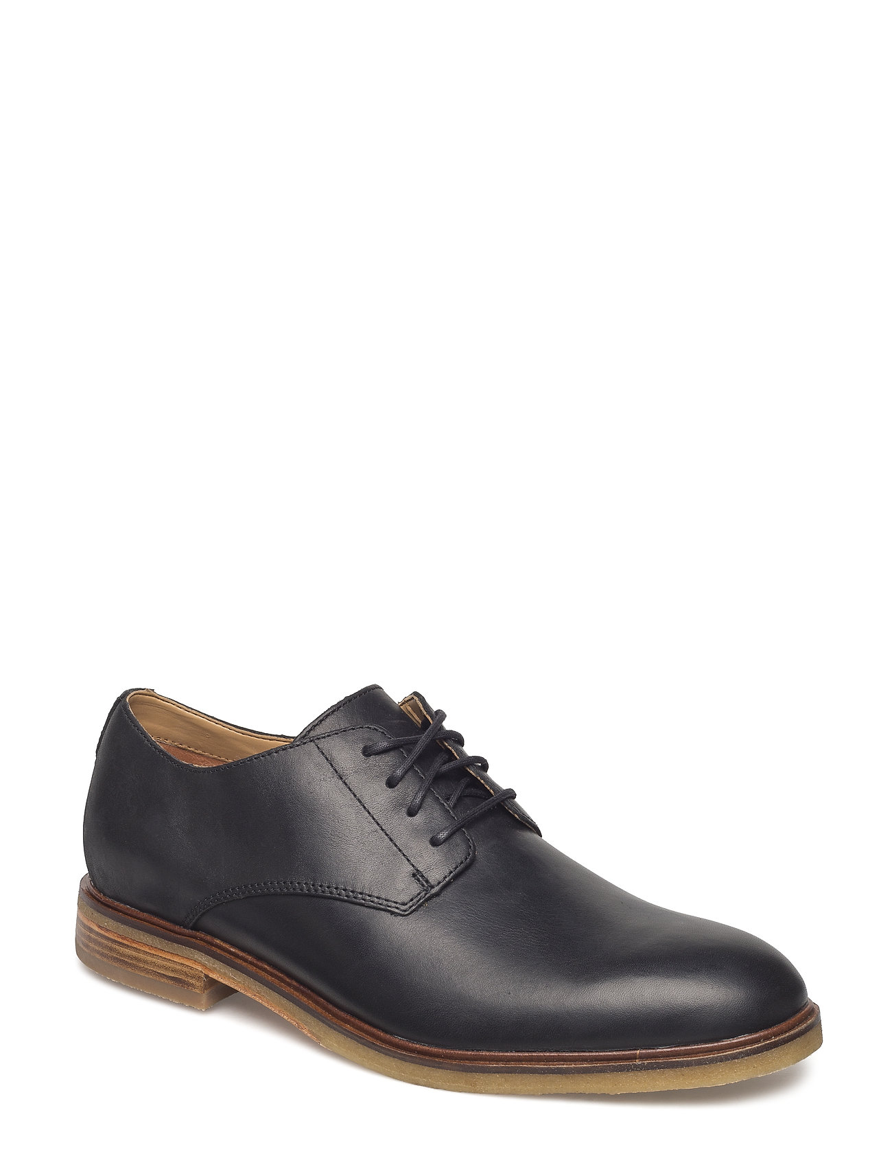 CLARKS Clarkdale Moon Shoes Laced Shoes Schwarz CLARKS