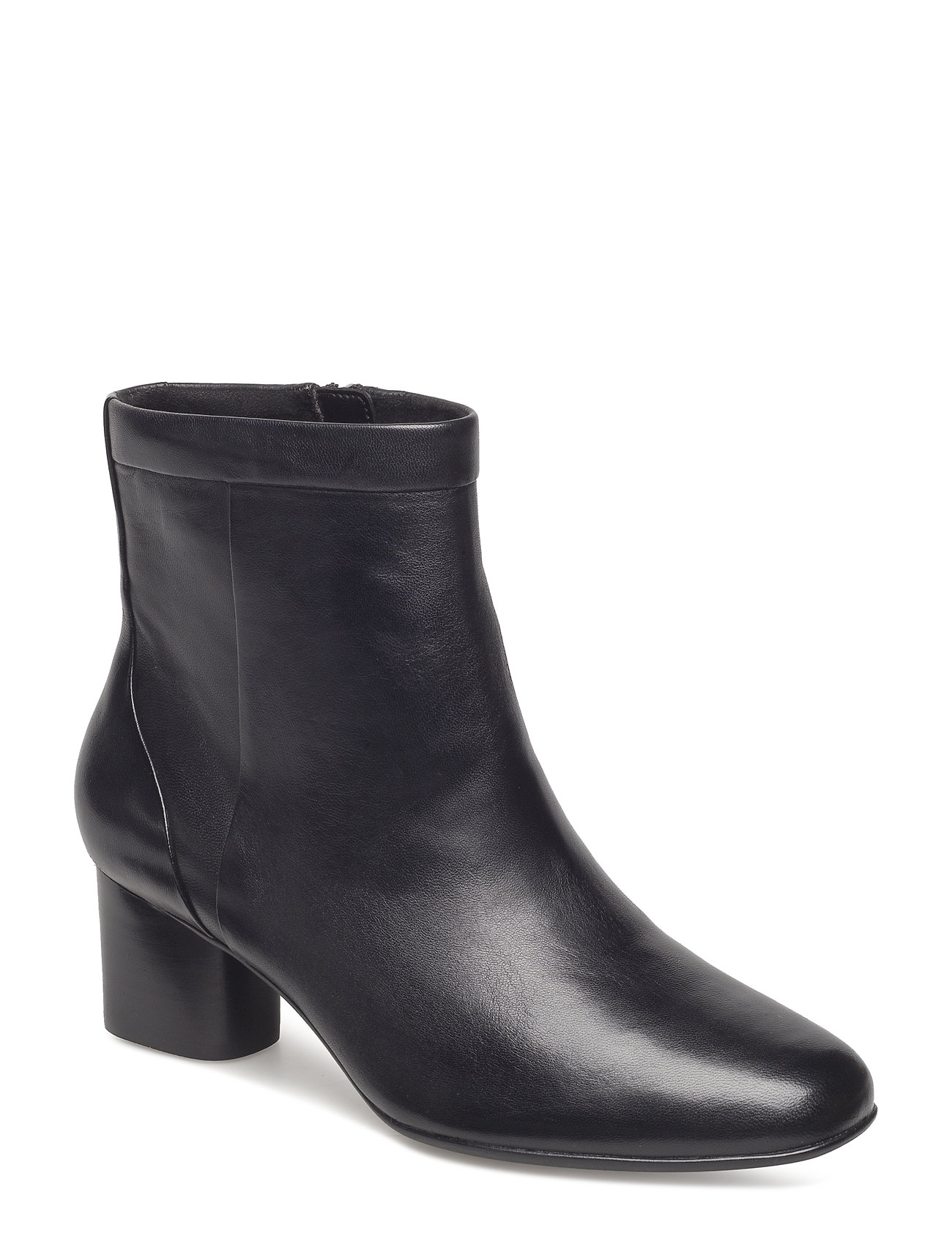 CLARKS Un Cosmo Up Shoes Boots Ankle Boots Ankle Boots With Heel Schwarz CLARKS