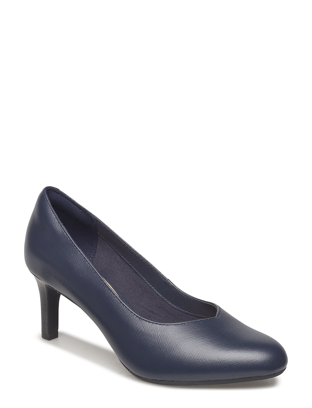 b512564df21 Dancer Nolin (Navy Leather) (53.97 €) - Clarks -