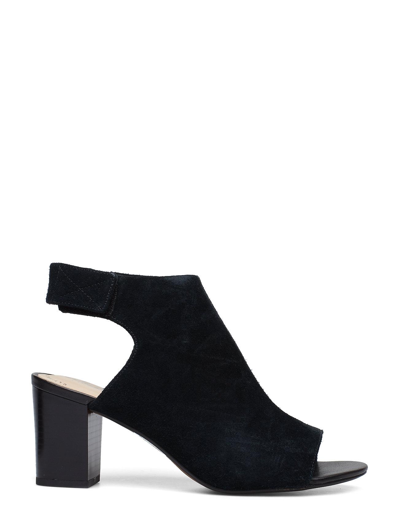 Clarks - Deva Bell - högklackade sandaler - black - 1
