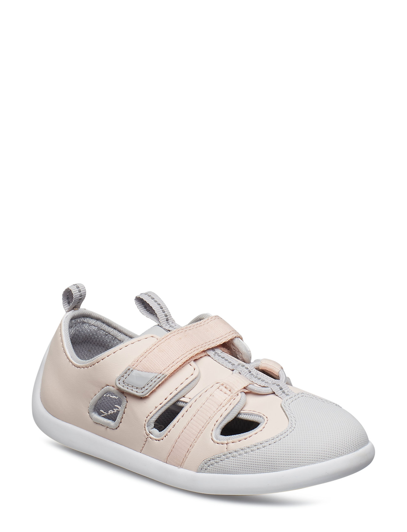 Clarks Play Bright T - PINK SYNTHETIC