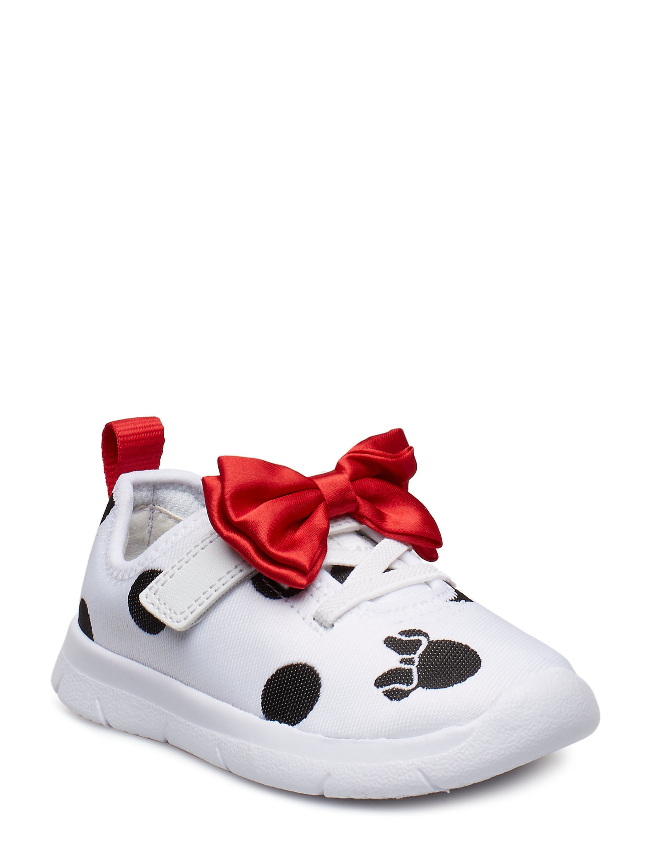 Clarks Ath Bow T - WHITE COMBI