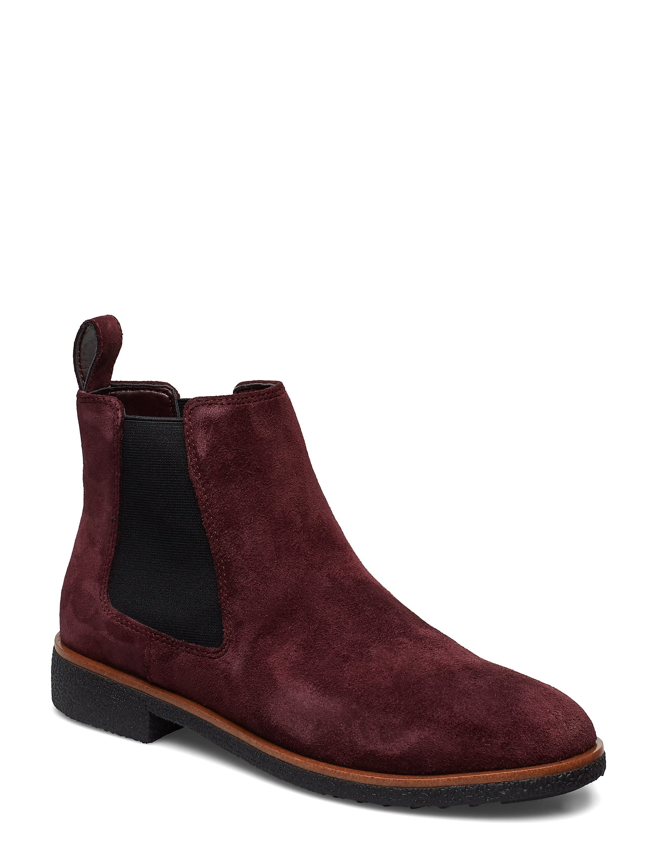 CLARKS Griffin Plaza Stiefeletten Chelsea Boot Rot CLARKS