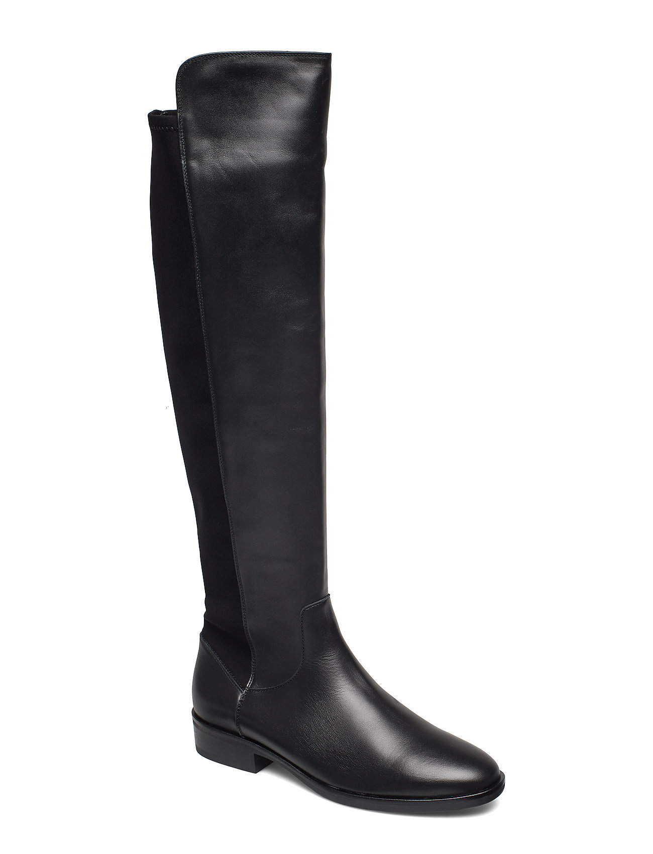 Clarks Pure Caddy - BLACK LEATHER