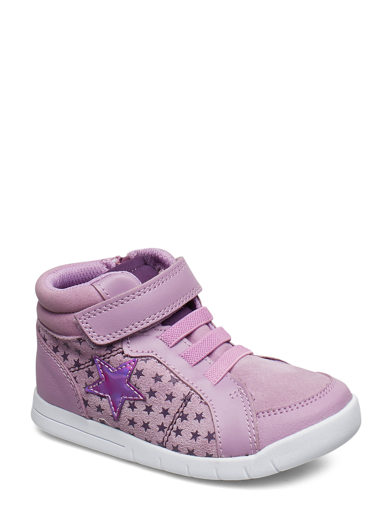 Clarks Emery Beat T - LAVENDER SUEDE