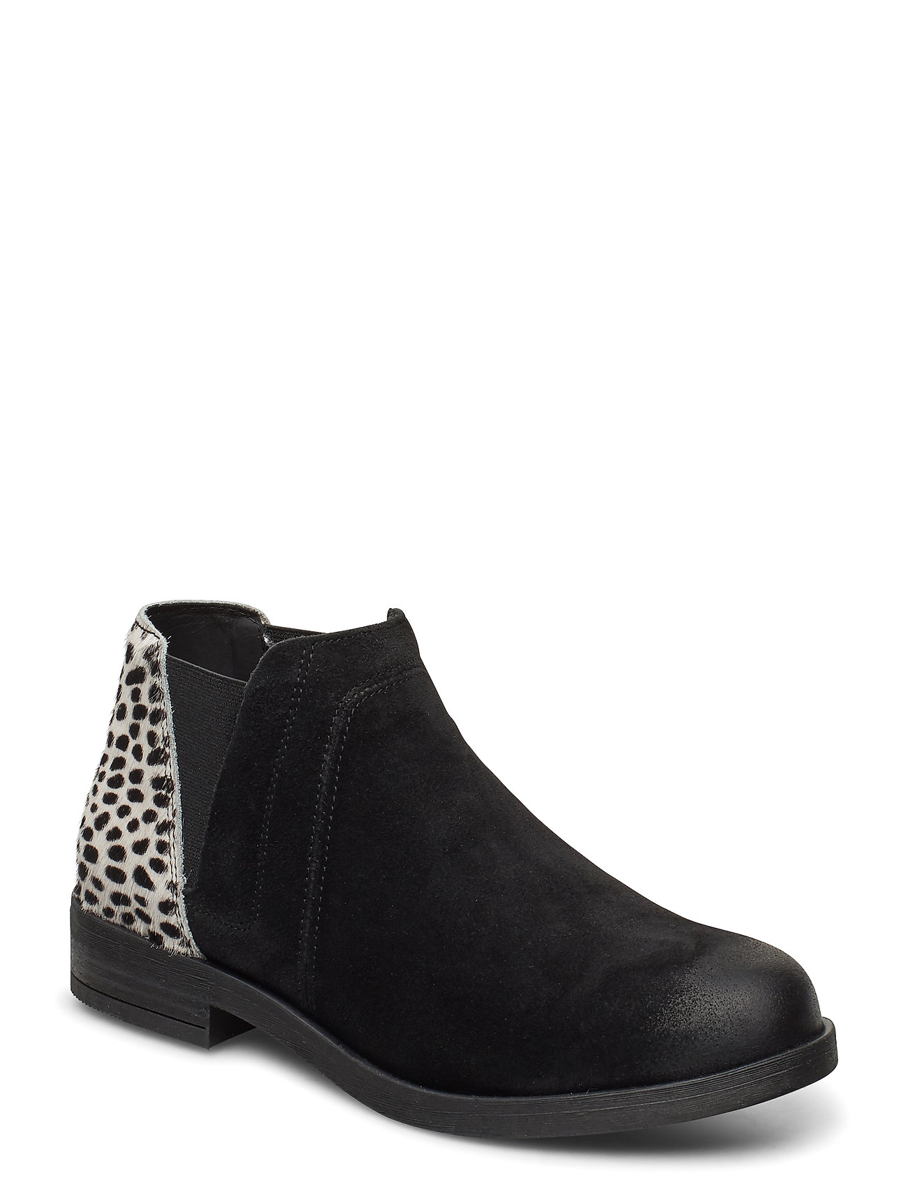 Image of Demi2 Beat Shoes Boots Ankle Boots Ankle Boot - Flat Sort Clarks (3436043997)