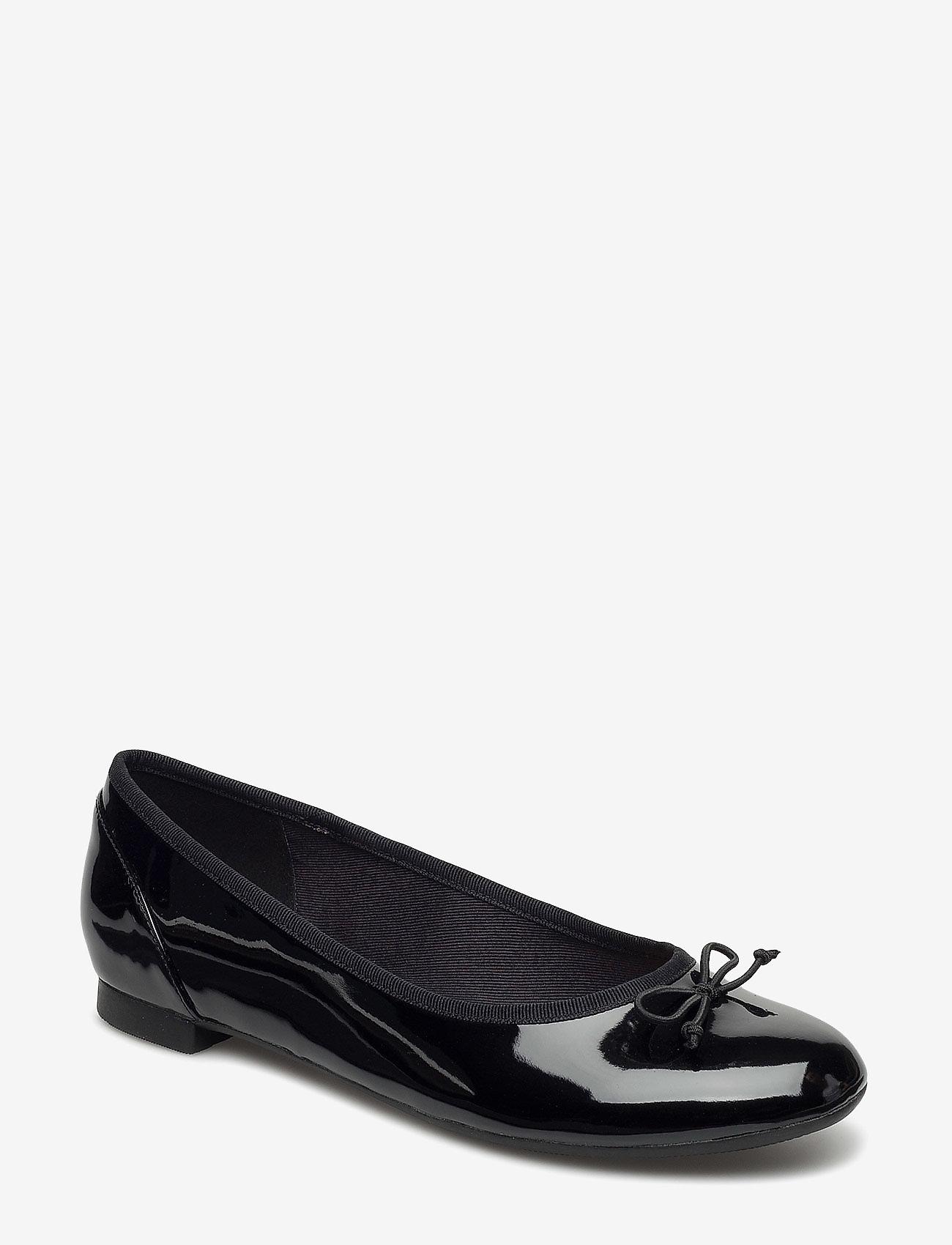 Clarks - Couture Bloom - ballerinas - black pat - 0