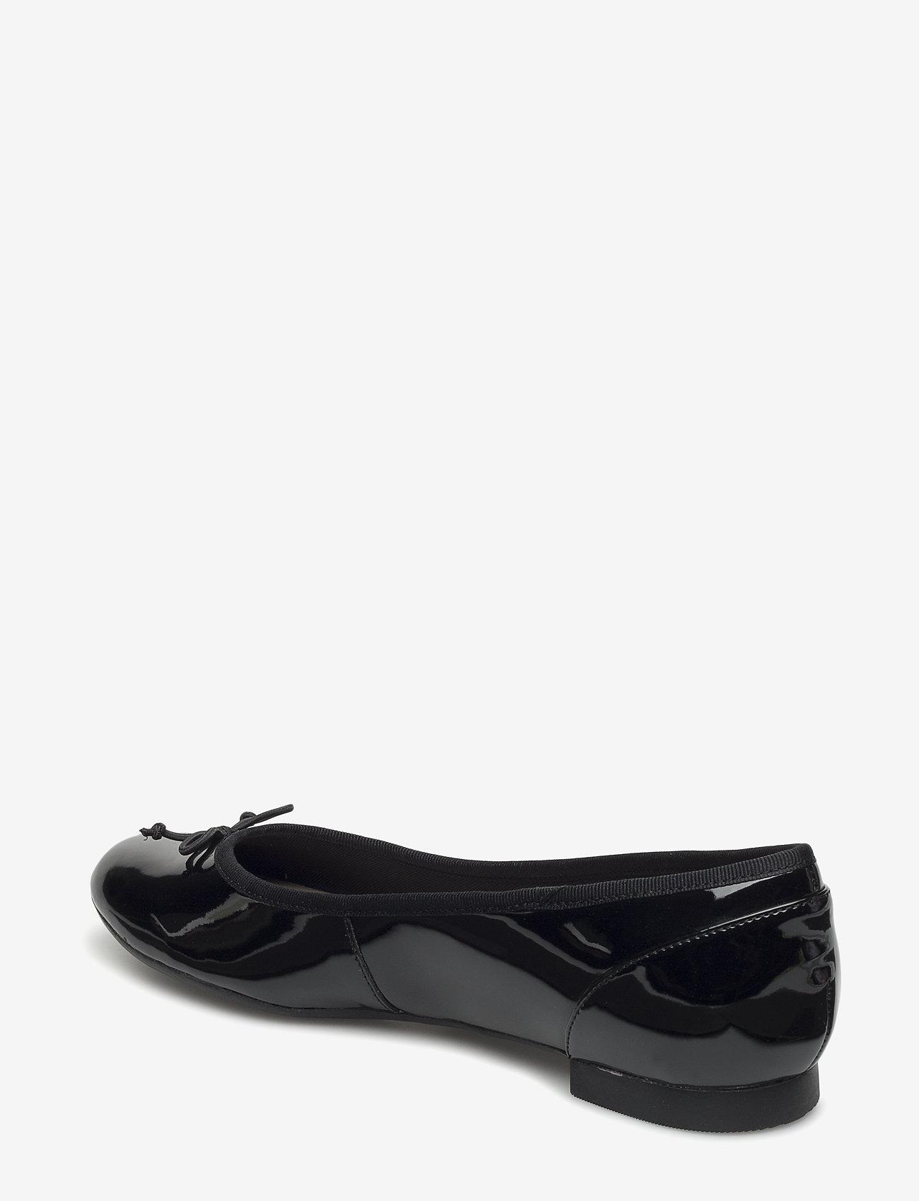 Clarks - Couture Bloom - ballerinas - black pat - 1