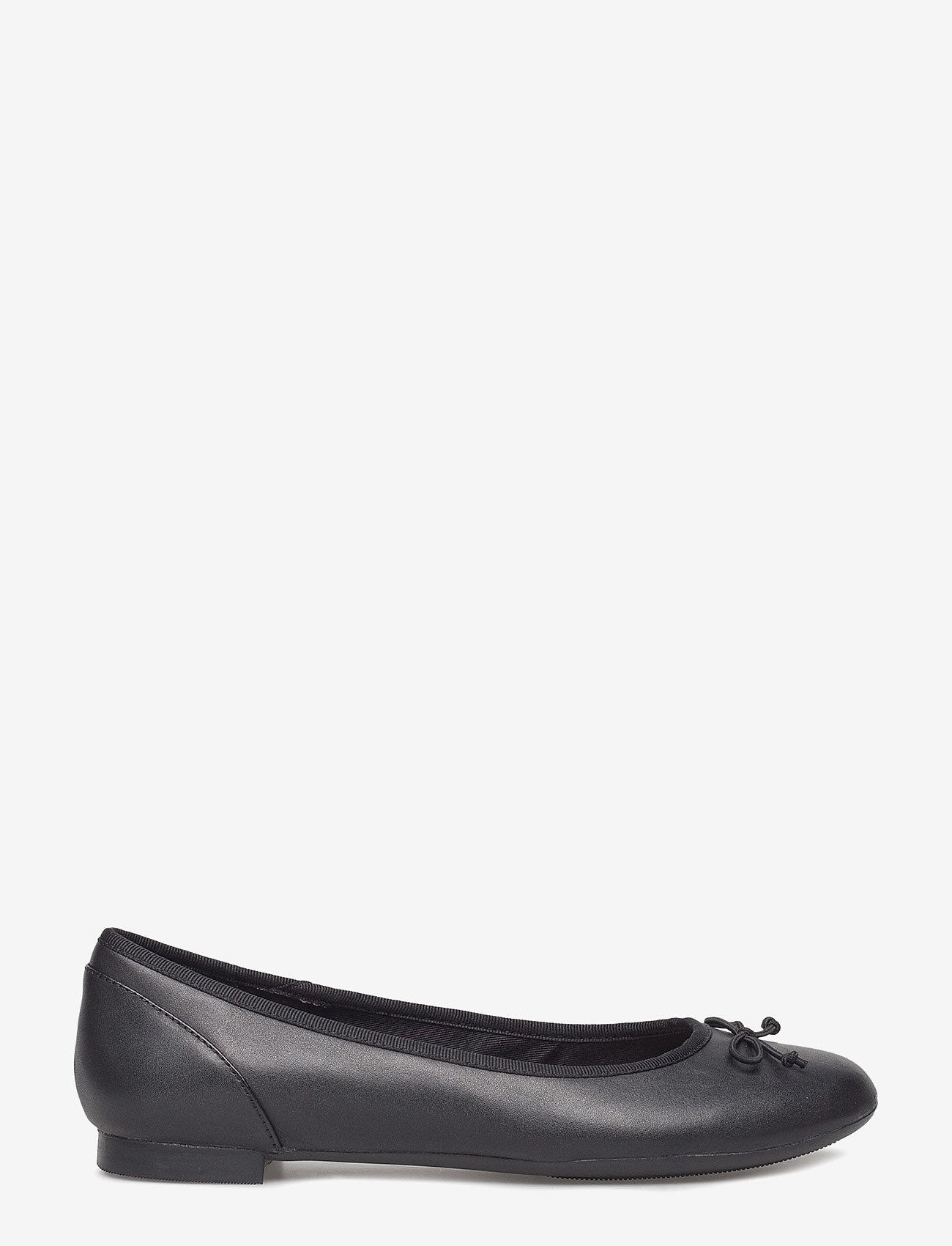 Clarks - Couture Bloom - ballerinasko - black leather - 1